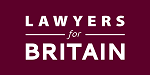 Lawyers for Britain logo