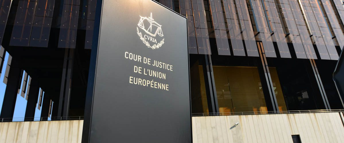 ECJ Jurisdiction