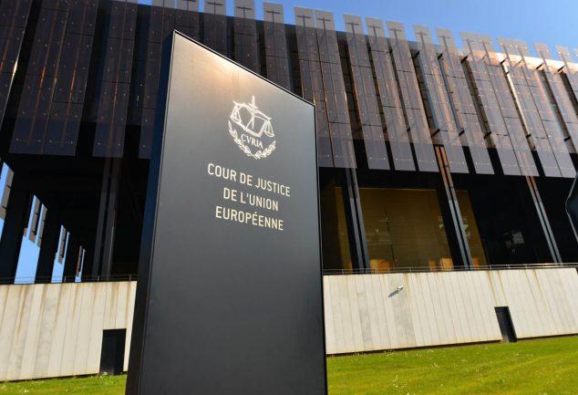 ECJ Jurisdiction