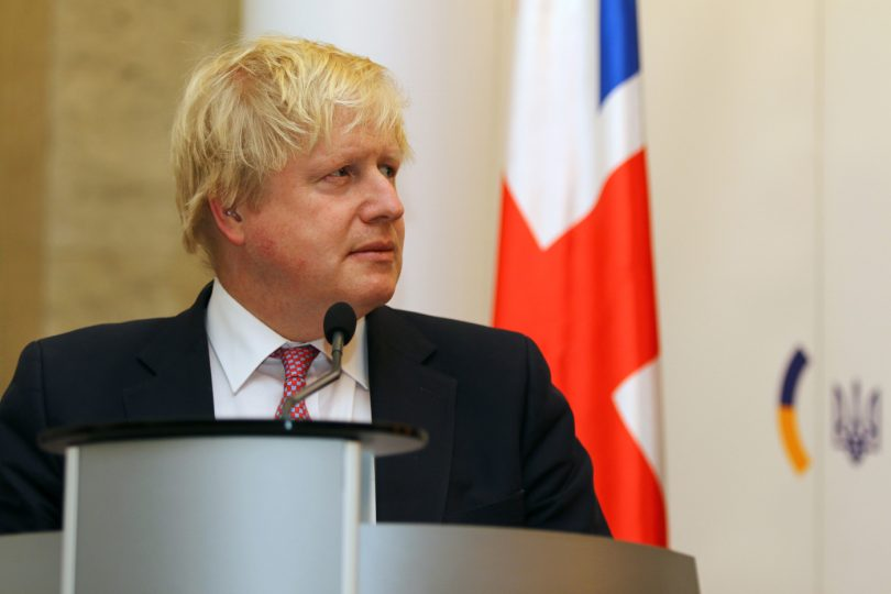 Boris is undemocratic